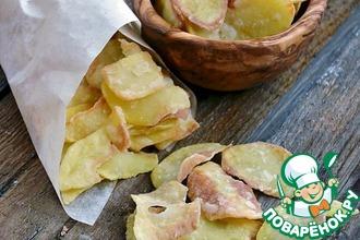 Рецепт: Хрустящие чипсы для пикника