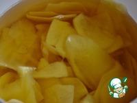 Хрустящие чипсы для пикника ингредиенты
