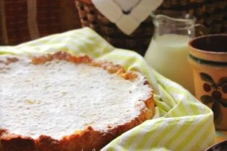 Рецепт: Тосканский рисовый пирог