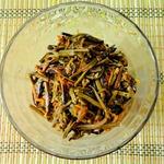 Салат из папоротника Дальневосточная фантазия