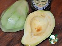 Жареные острые ломтики авокадо с хрустящей корочкой ингредиенты