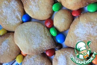 Рецепт: Простое печенье