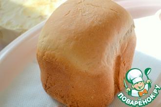 Рецепт: Хлеб Простой и очень вкусный