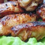 Куриные крылышки в пряном маринаде