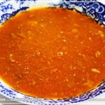 Суп-пюре из бычьих хвостов