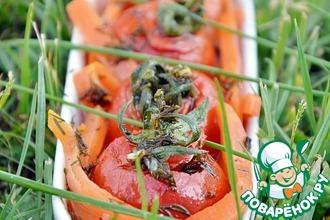 Рецепт: Маринованные помидоры на пикник