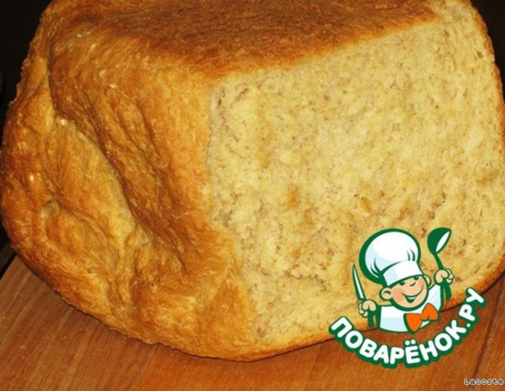 "Рецепт: Хлеб ""Геркулес"""