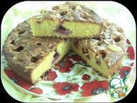 Клубничный пирог ингредиенты