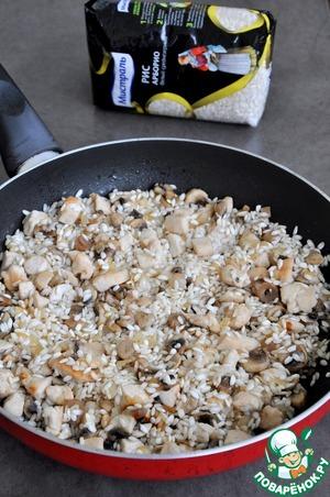 Паэлья с морепродуктами и курицей – кулинарный рецепт