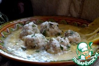 Рецепт: Турецкий суп Чорба