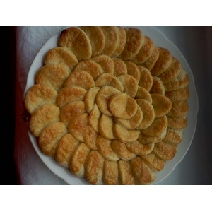 Пирог Султанский тюрбан