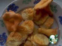 Пирог Султанский тюрбан ингредиенты