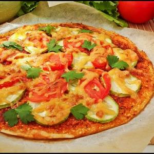 Фото: Домашняя пицца