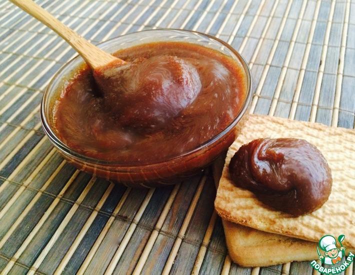 Рецепт: Легендарный карамельный соус Кахета