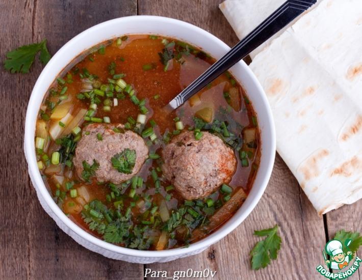 Рецепт: Суп Кололак