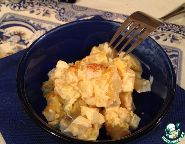 Рецепт: Классический картофельный салат