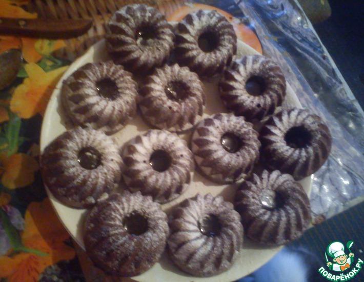 Рецепт: Шоко-кексы