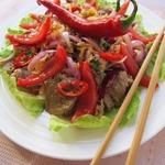 Тайский салат Шабу-шабу