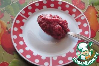 Рецепт: Домашняя томатная паста