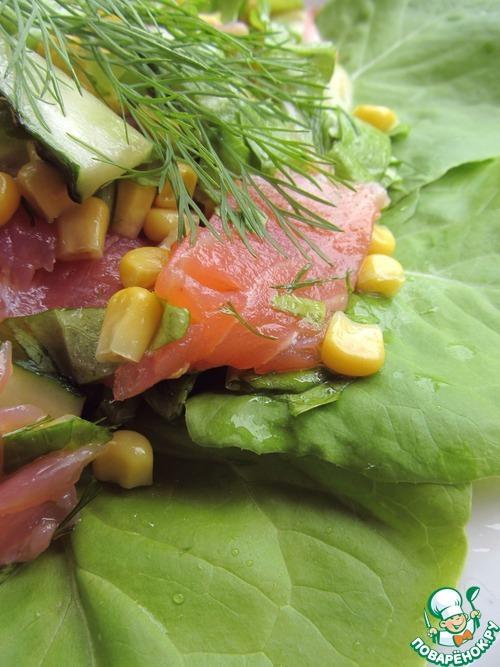 """Запеканка """"Рыбка золотая"""" – кулинарный рецепт"""