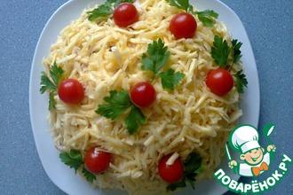 Рецепт: Салат Натали