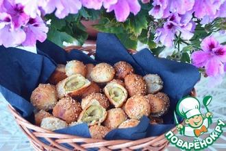 Рецепт: Оливковые колобки