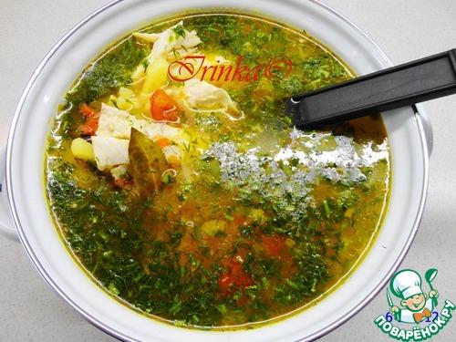 рецепт супа из судака