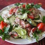 "Салат из свежих овощей ""Глехурад"" ..."