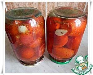 Помидоры в микроволновке - пошаговый рецепт с фото на Повар.ру