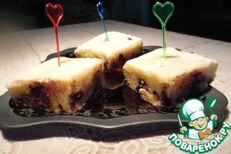 Рецепт: Пирожное Гости идут!!!