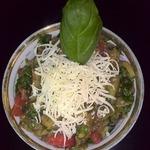 Баклажановый салатик