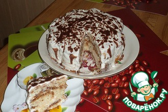 Рецепт: Торт Пикантный