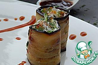 Рецепт: Баклажаны Японика+