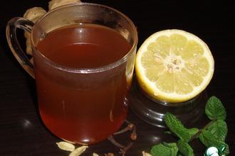 Рецепт: Имбирные чаи и напитки