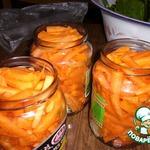 Морковь консервированная