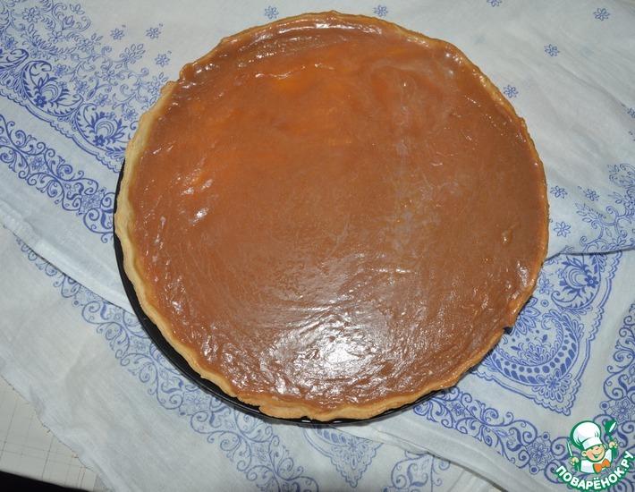 Рецепт: Карамельный тарт