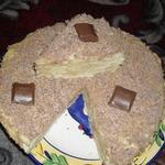 Торт Крошка на пиве