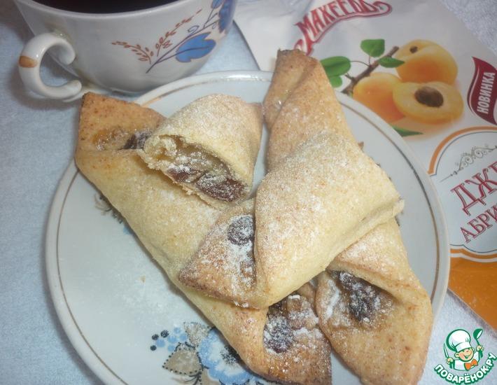 Рецепт: Рогалики «рейгелах»