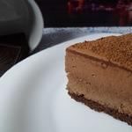 Шоколадный чизкейк a la Godiva
