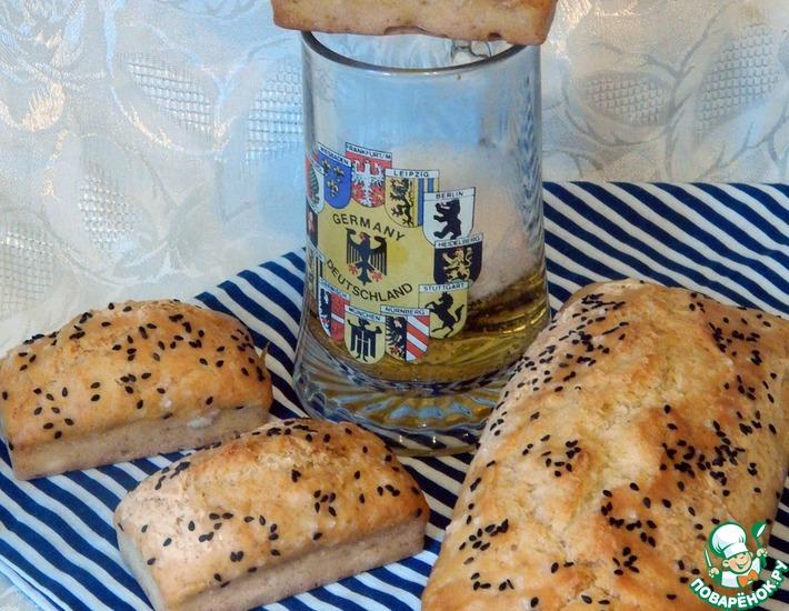Рецепт: Хлеб на пиве