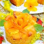 Пирожное Солнечная рапсодия