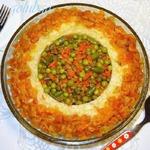 Теплый салат Золотое кольцо