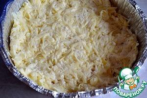 Постная картофельная запеканка с грибной начинкой – кулинарный рецепт