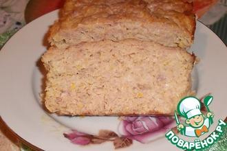 Рецепт: Мясной хлеб