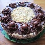 Шоколадно-ореховый торт Деметра