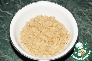 Ореховая плетенка – кулинарный рецепт