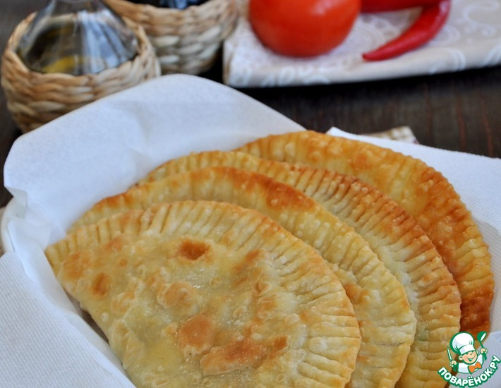 Картофельные чебуреки рецепт отзывы