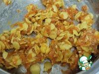 Печенье из кукурузных хлопьев ингредиенты