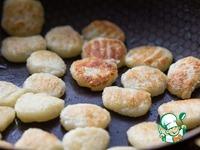 Картофельные ньокки со шпинатом ингредиенты