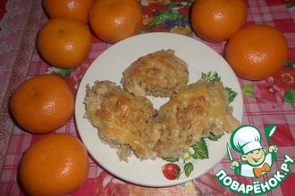 Рецепт: Куриные наггетсы в овсяной панировке